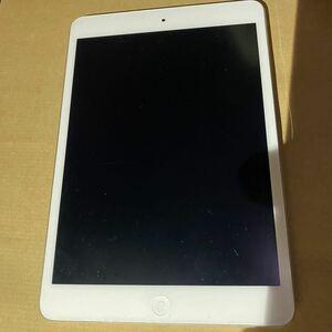iPad mini2 Retina 64GB Wi-Fiモデル シルバー本体のみ