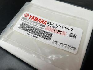 ★ヤマハ 船外機 純正部品★69J-12118-00★コツタ、バルブ★