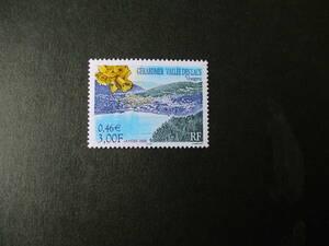 フランス観光切手ージェラード・メール 1種完 2000年 未使用 フランス・仏国 VF/NH
