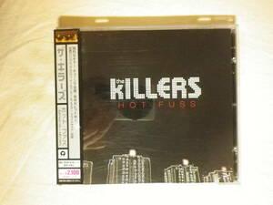 DVD付限定盤 『Killers/Hot Fuss+3(2004)』(2005年発売,UICL-9021,1st,国内盤帯付,歌詞対訳付,Mr. Brightside,Somebody Told Me)
