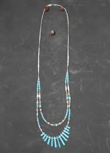★ Navajo, настоящие индийские украшения местные, покупки и продажи ★★ (26) 62 см