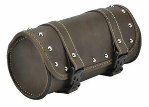 オートバイ スクーター サドル 荷物側 バックテール ポーチ ツール バッグ収納袋 調節可能 取り付けストラップ サドルバッグ ハーレー 1082