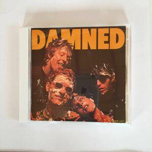 国内盤 パンク PUNK THE DAMNED ザ・ダムド 地獄に堕ちた野郎ども イギーポップのカバー ブライアン・ジェームス