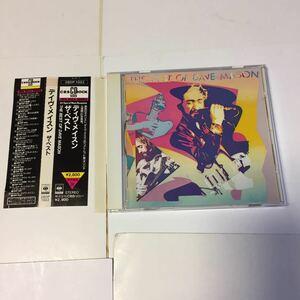 送料無料 国内盤 Dave Mason The Best Of Dave Mason デイヴ・メイスン トラフィック Traffic ボブ・ディラン Bob Dylan FEELIN' ALRIGHT?