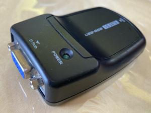 ★I-O DATA USB-RGB