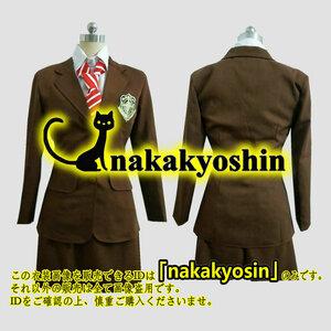 nakakyoshin出品●テニスの王子様/聖ルドルフ学院女子制服(冬服)●コスプレ衣装 ウィッグ、靴別売り