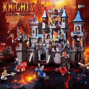 レゴ互換 ライオン城