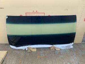 cruising, Rising, Space Ranger top and bottom bokashi glass top and bottom darkening glass blue