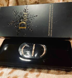 Dior  未使用  コフレパレット  リップ  アイシャドウ  ディオール  ブラウン系
