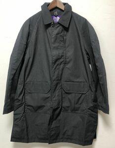 ザ・ノースフェイス パープルレーベル Sサイズ 65/35ステンカラーコート ロングコート NY2850N チャコール ジャケット