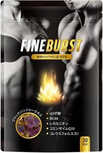 【大人気】【FINE BURST】 αリポ酸 BCAA サプリ 厳選素材 30日分