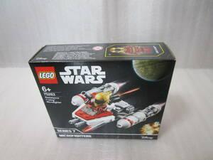 レゴ (LEGO) スター・ウォーズ Yウイング・スターファイター マイクロファイター 75263 新品 未開封 未使用 同封可