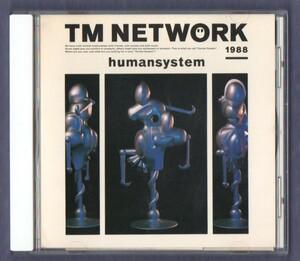 ∇ TMネットワーク TM NETWORK CDアルバム 1991年 CD/ヒューマンシステム humansystem/Be Together Resistance 他全11曲収録/小室哲哉