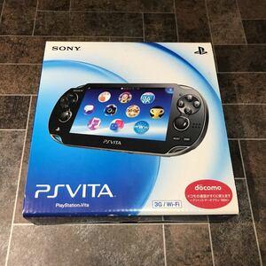 SONY PlayStation Vita ソニー PS Vita Wi-Fiモデル 本体 新品未使用品
