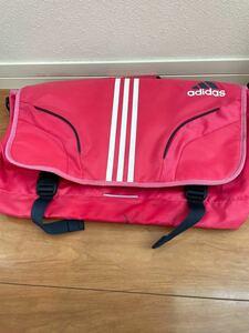 adidas スポーツバッグ 3WAYタイプ