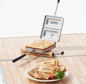 ロゴスLOGOS ホットサンドメーカー ホットサンドパン キャンプアウトドア定番