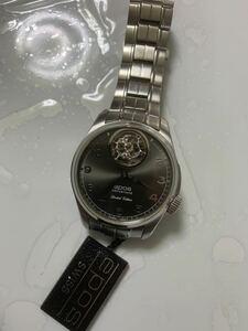 (限定品888本) EPOS Switzerland Limited Edition エポス ビッグオープンハート2針 手巻き駆動