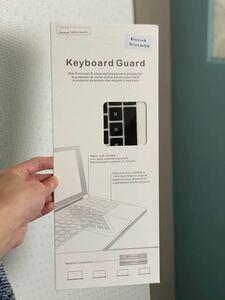 """キーボードカバー For MacBook touchbarあり 13""""&15"""""""