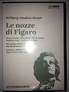 未開封品 モーツァルト:「フィガロの結婚」全曲/プリッチャード&ロンドン・フィル、テ・カナワ、シュターデ ほか