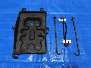 ダイハツ ミラ アバンツァート l500 l502 l510 l512 バッテリー ケース ステー ブラケット セット TR-XX R4 JB-JL