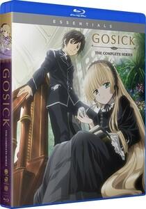 【送料込】ゴシック 全24話 (北米版 ブルーレイ) Gosick: The Complete Series blu-ray BD