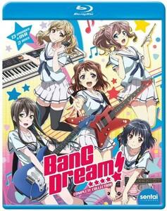 【送料込】バンドリ! 全13話+OVA (北米版 ブルーレイ) BanG Dream! blu-ray BD