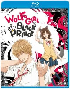 【送料込】オオカミ少女と黒王子 全12話 (北米版ブルーレイ) Wolf Girl & Black Prince blu-ray BD