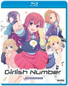【送料込】ガーリッシュ ナンバー 全12話(北米版 ブルーレイ) Girlish Number blu-ray BD