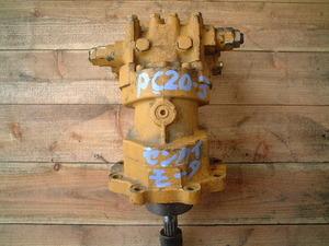 コマツ PC20-3 旋回モーター