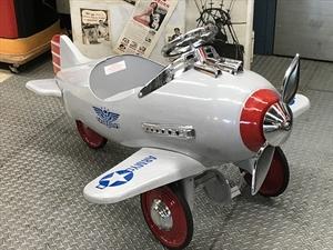 самолет педаль машина редкость item товар высокого качества