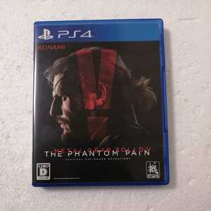 PS4 メタルギアソリッド5 METAL GEAR SOLID V THE PHANTOM PAIN