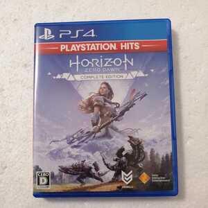 PS4 ホライゾンゼロドーン コンプリートエディション Horizon Zero Dawn