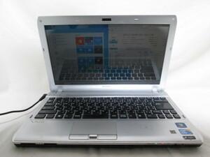 SONY VAIO VPCS149FJ Core i3 380M 2.53GHz 4GB 240GB 爆速SSD(新品) 13.3インチ DVD作成 Win10 64bit Office Wi-Fi HDMI [78592]