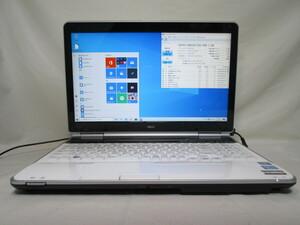 NEC LaVie GL247T/FS Core i7 2760QM 2.4GHz 8GB 480GB 爆速SSD(新品) 15.6インチ DVD作成 Win10 64bit Office USB3.0 Wi-Fi HDMI [78612]