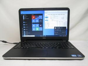 DELL Vostro 2521 Core i3 3217U 1.8GHz 4GB 240GB 爆速SSD(新品) 15.6インチ DVD作成 Win10 64bit Office USB3.0 Wi-Fi HDMI [78609]