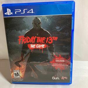PS4 FRIDAY 13日の金曜日 北米版