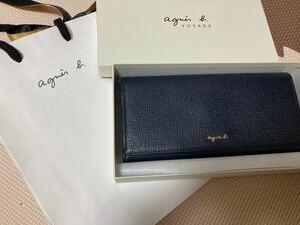 アニエスベー長財布数年使った物になりますが、状態的には比較的良くあります。 箱等いらない場合は仰って下さい。