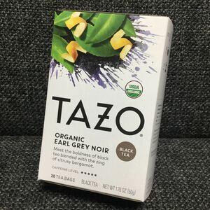 TAZO tea タゾティー ★ オーガニックアールグレイ ノアール★紅茶