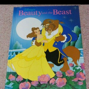 英語の絵本『Beauty and the Beast』