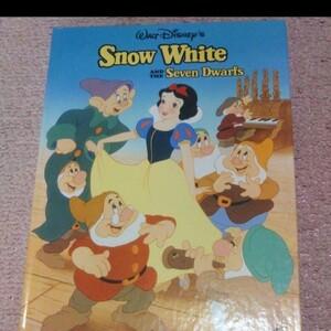 英語の絵本『Snow White and the Seven dwarfs』