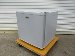 y1608-36 ハイアール 電気冷凍庫 2008年製 100v W510×D500×H530 業務用 店舗用品 中古 厨房