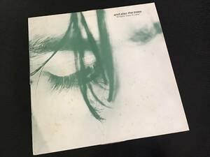 and also the trees 12inch single / A room lives in lucy ROUGH TRADE