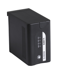 ★DC-BGH1/AG-CX350/AG-UX180に最適★SWIT S-8D98★コスパ高い・プロ向け★VW-VBD58/AG-VBR59に互換・大容量70Wh★DC&USBoutあり★