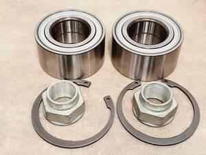 Lancia * Delta HF Evo wheel bearing 2 piece set