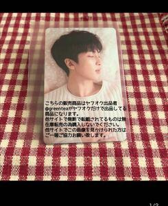公式 BTS 防弾少年団 アルバム album LOVE YOURSELF 轉 'Tear' ヤフオク出品物 RM ナム トレカ フォトカード カード 付属 公式 photo card