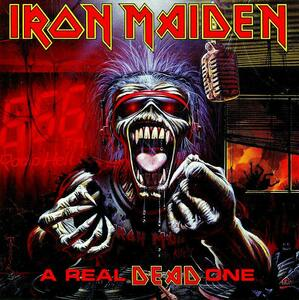 ◆◆IRON MAIDEN◆A REAL DEAD ONE アイアン・メイデン ア・リアル・デッド・ワン 即決 送料込◆◆