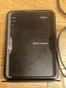 無線LANルーター NEC AtermWR9300N