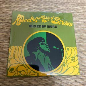 【廃盤】A Deeper Shade of Brown【DJ MURO】【JBカバー物】【James Brown】【MIX CD】【送料無料】