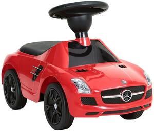新品 乗用玩具 メルセデス・ベンツ Mercedes Benz SLS AMG メルセデス ベンツ ミニカー 乗り物 車