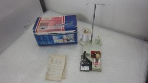●日本製【東洋精器】RubylockⅡ ルビーロックⅡ R-L21 お手持ちのミシンでオーバーロックができる 東洋精器工業 ロック縫い器 中古品 [1